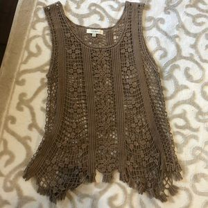 Umgee lace top